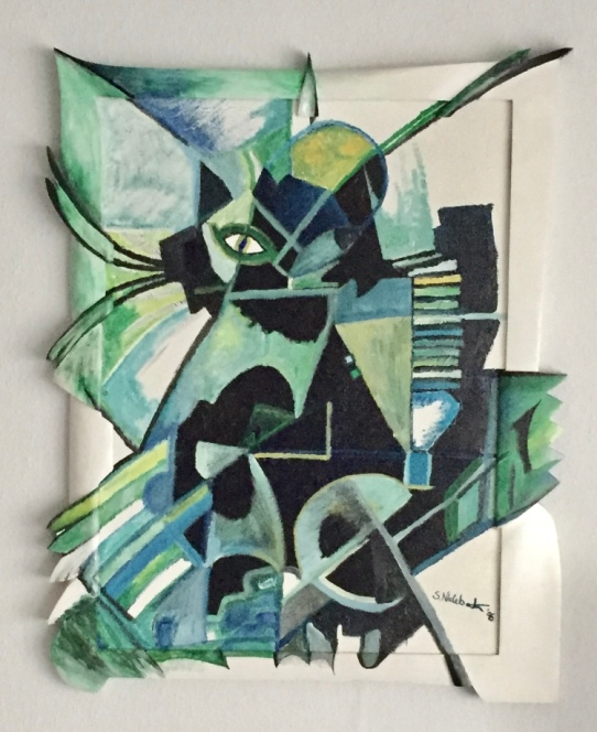 'Cat' 1999 ( sold)
