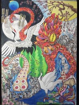 2019 octo doodle