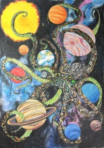 The Octo-planets