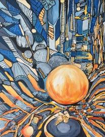 Doodle around the Orange